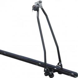 Porte-vélo de toit