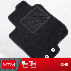 Tapis de sol Fiat 500 (aussi Hybrid) 2013-
