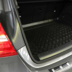 Tapis de coffre plastique Nissan Qashqai II 02.2014-05.2021