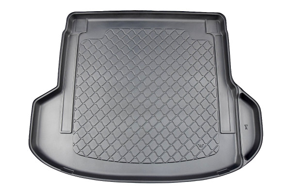 Tapis de Coffre Bac de Protection Antiderapant en Caoutchouc sur Mesure KIA Picanto 2017-2020 Hatchback