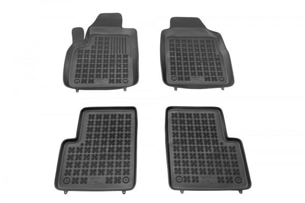 tapis de sol fiat 500 2007 2013 3d caoutchouc avec. Black Bedroom Furniture Sets. Home Design Ideas