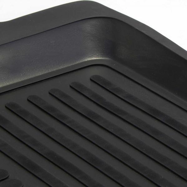 tapis de sol ford fiesta vii 3d caoutchouc avec rebords. Black Bedroom Furniture Sets. Home Design Ideas